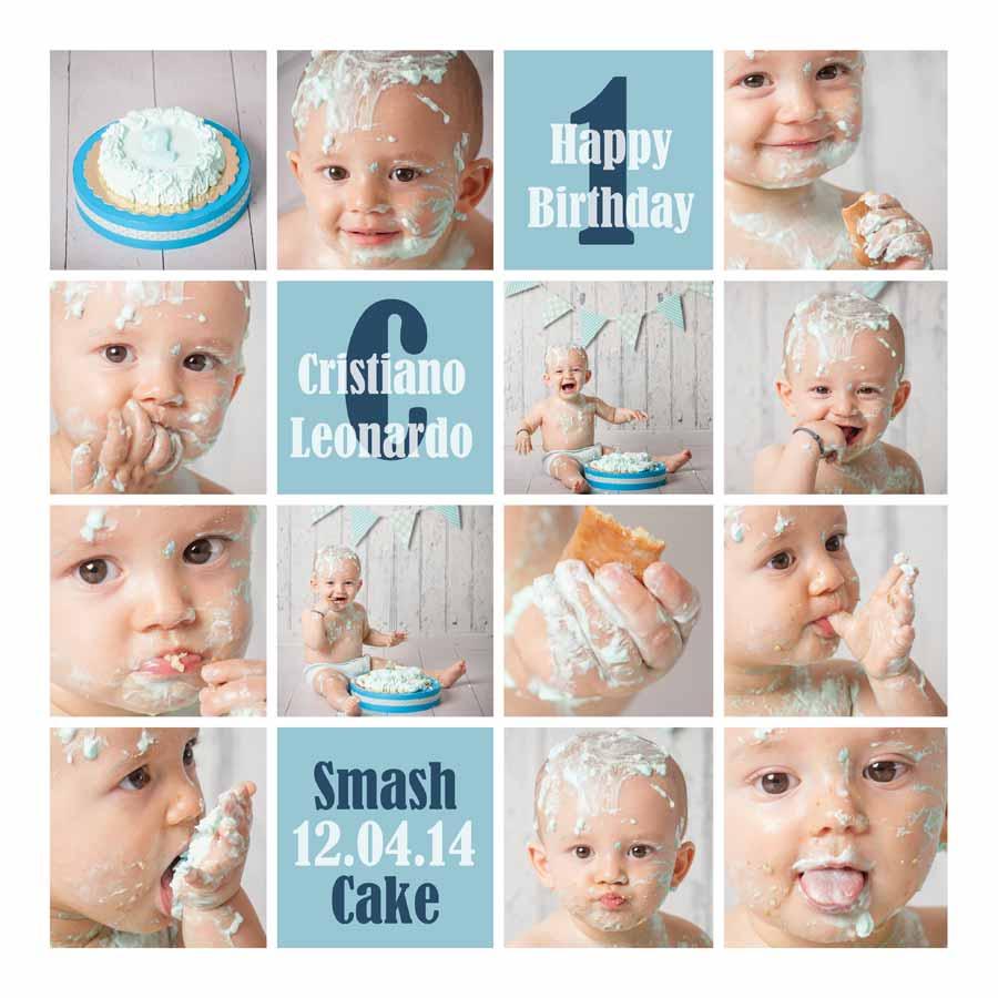 foto bambini e famiglie-la spezia gabriele zani #smash cake torta