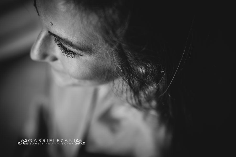foto matrimonio portovenere gabriele zani sposa dettaglio occhi