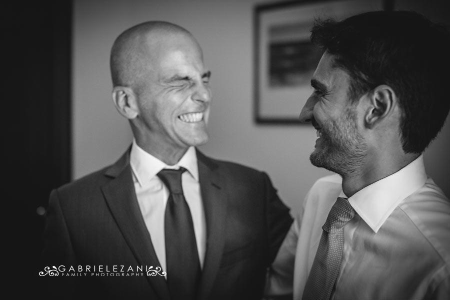 foto matrimonio portovenere gabriele zani sposo allegria