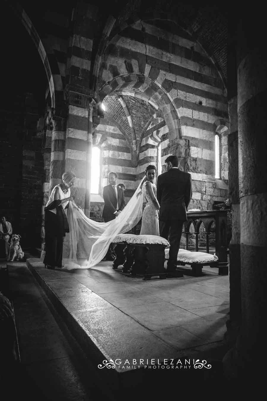 foto matrimonio portovenere gabriele zani chiesa