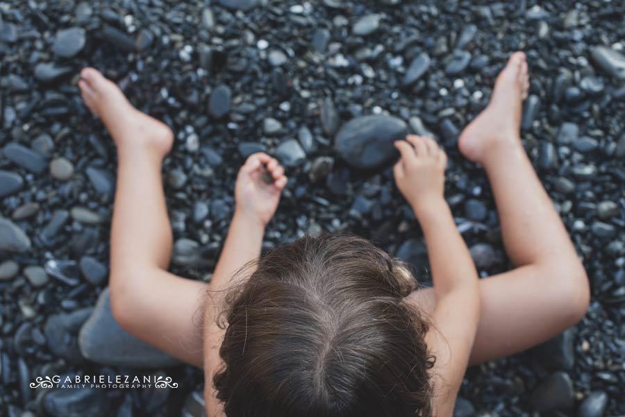 fotografo famiglia cinque terre #family spiaggia
