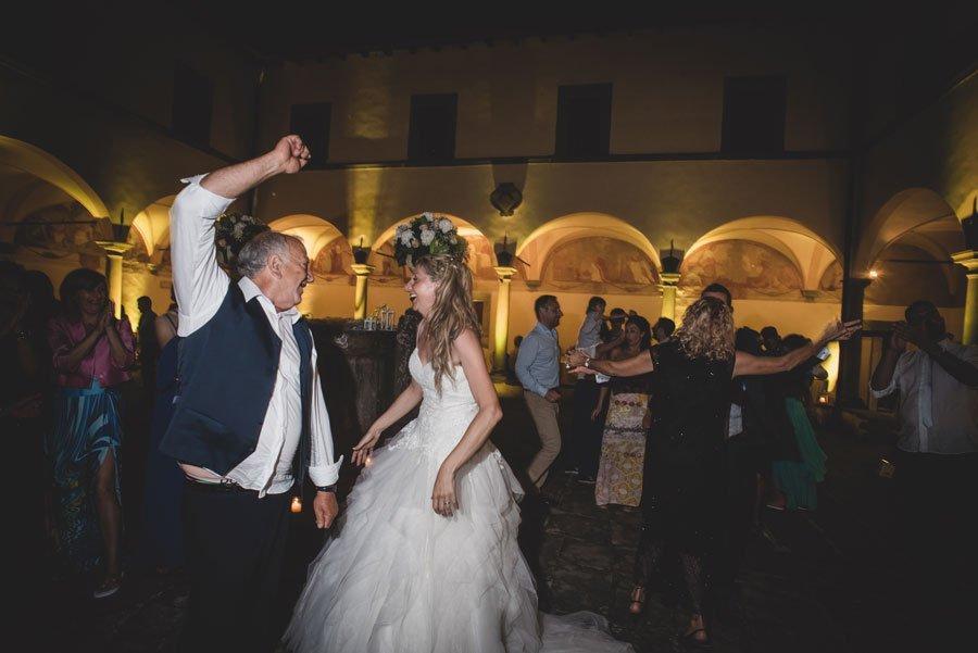 foto matrimonio lunigiana ballo col padre