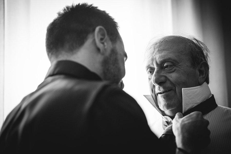 fotografo matrimonio liguria gabriele zani sposo e padre