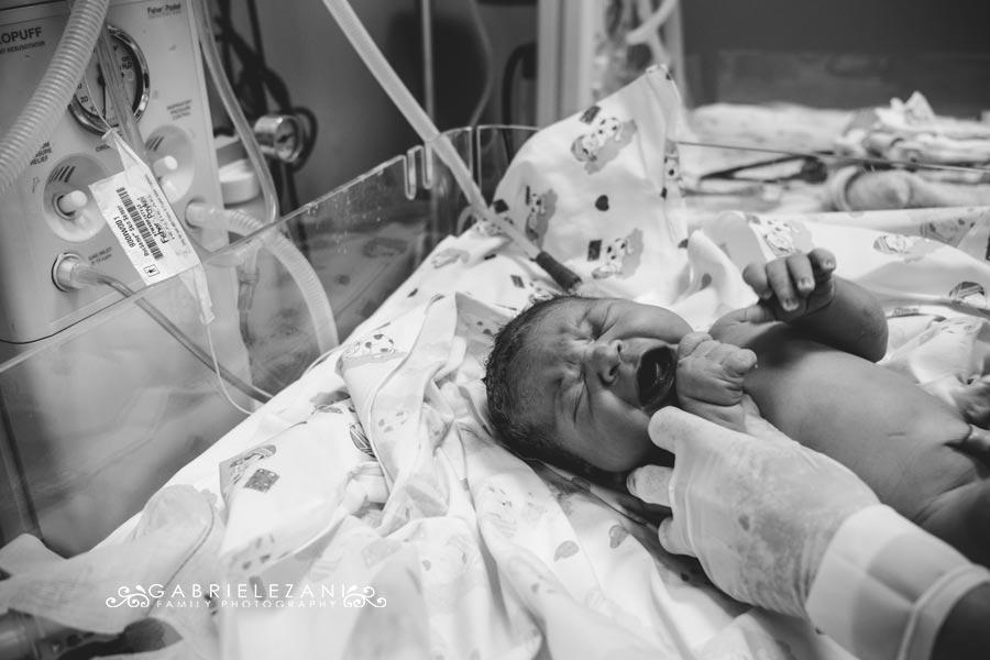 fotografo nascita la spezia le prime visite